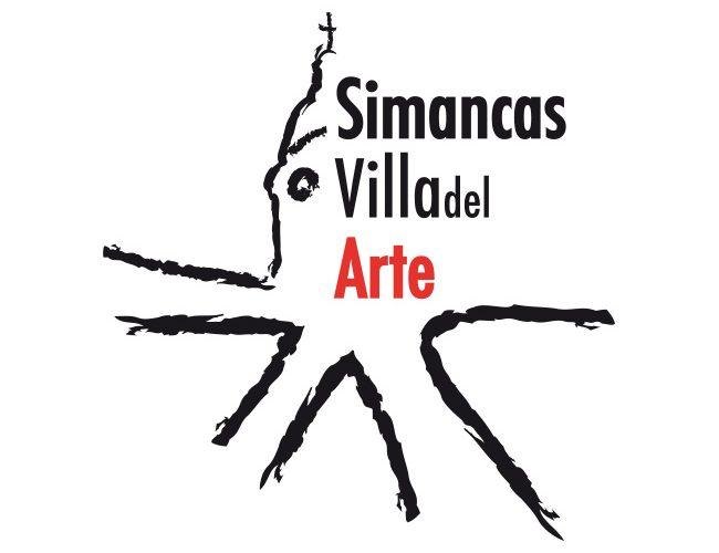 Logo Simancas V de Arte